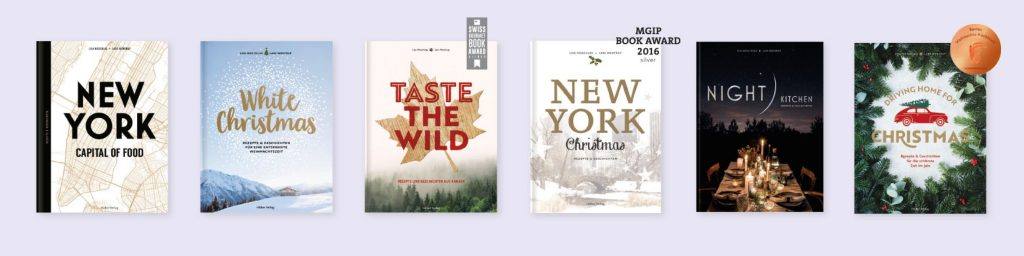 Seit über 10 Jahren widmet sich Nieschlag + Wentrup dem Thema Kulinarischer Kommunikation und hat bislang über 18 Bücher veröffentlicht.