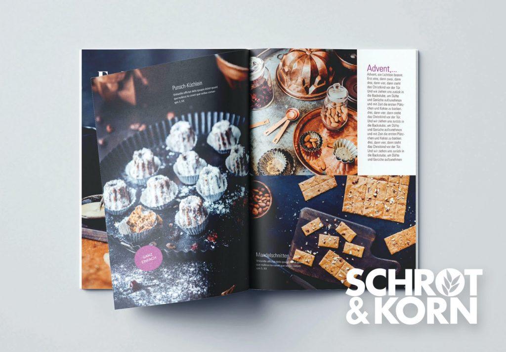 Nieschlag + Wentrup produziert hochwertige Bildstrecken für Zeitschriften, Online-Kampagnen (Social Media), aber auch Werbefotos für Unternehmen aus den Branchen Lebensmittel, Gastronomie und Lifestyle.
