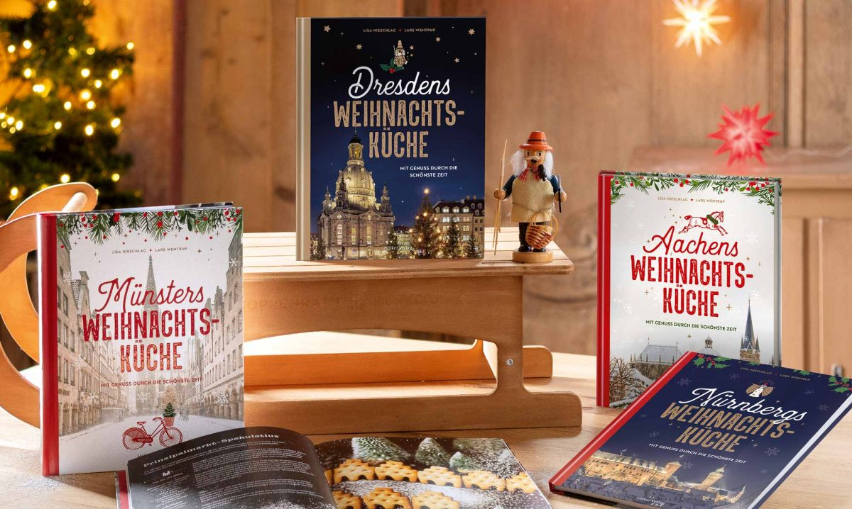 Regionale Weihnachtsküche von Nieschlag + Wentrup