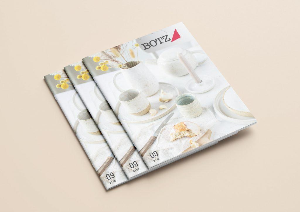 Botz Katalog Cover Ausgabe 09